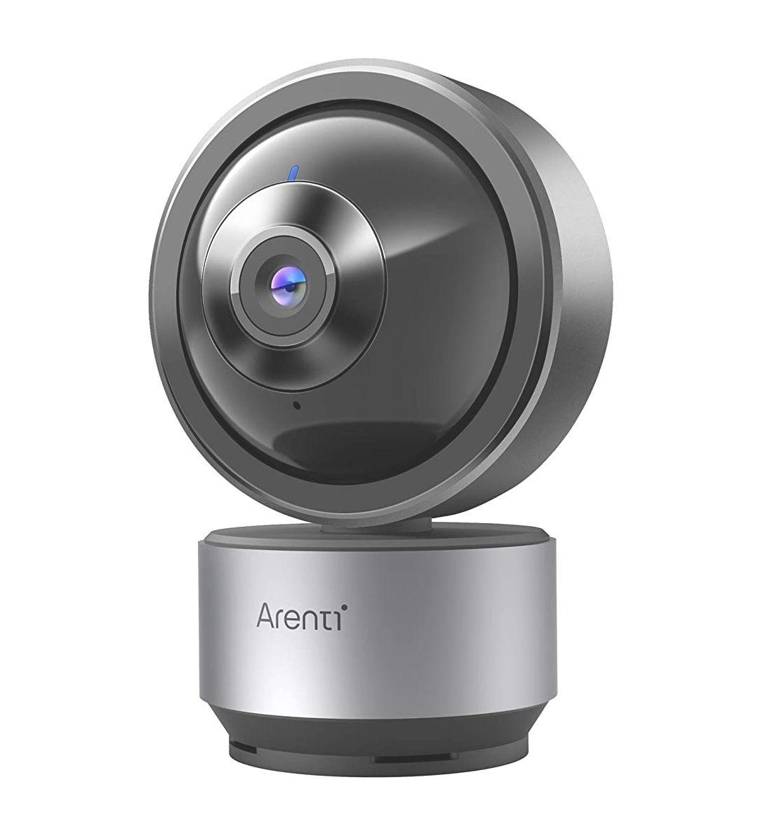 Cámara de vigilancia 2K compatibilidad con Alexa y Google