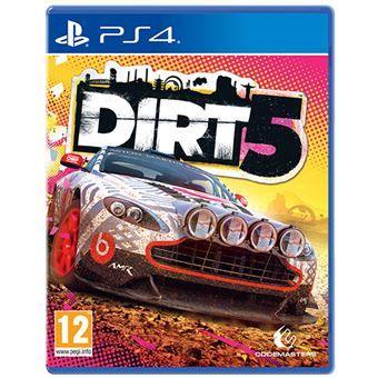 Dirt 5 PS4, Carreras