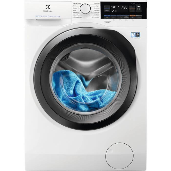Reembolso del 10% en lavadoras y secadoras Electrolux