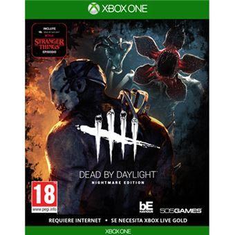 Dead by Daylight nightmare Xbox One, Acción