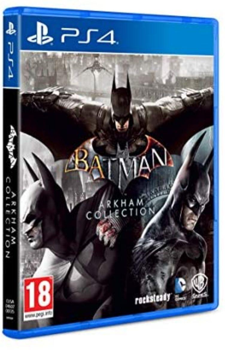 Batman Arkham Collection (PS4) - PlayStation 4 [Importación italiana]