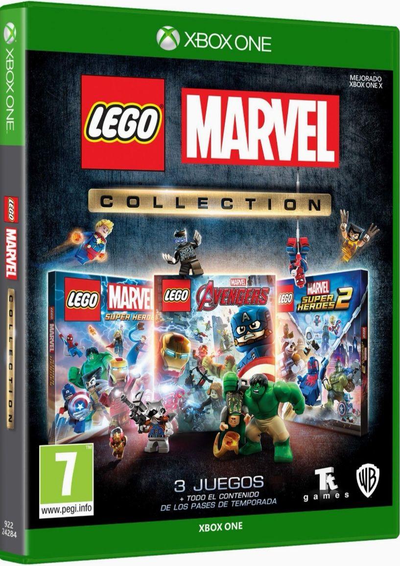 Xbox One- Lego Marvel Collection (Precio al tramitar el pedido)