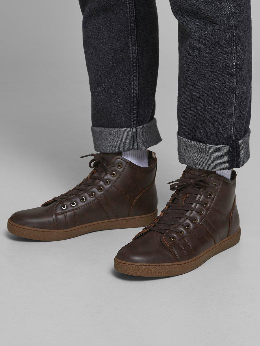 Zapatillas de caña alta Jack&Jones tallas 41 y 45