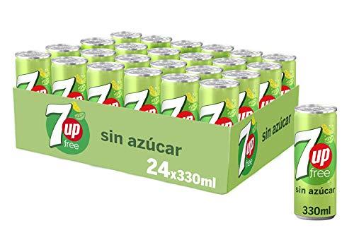 Pack de 24 latas de 7Up