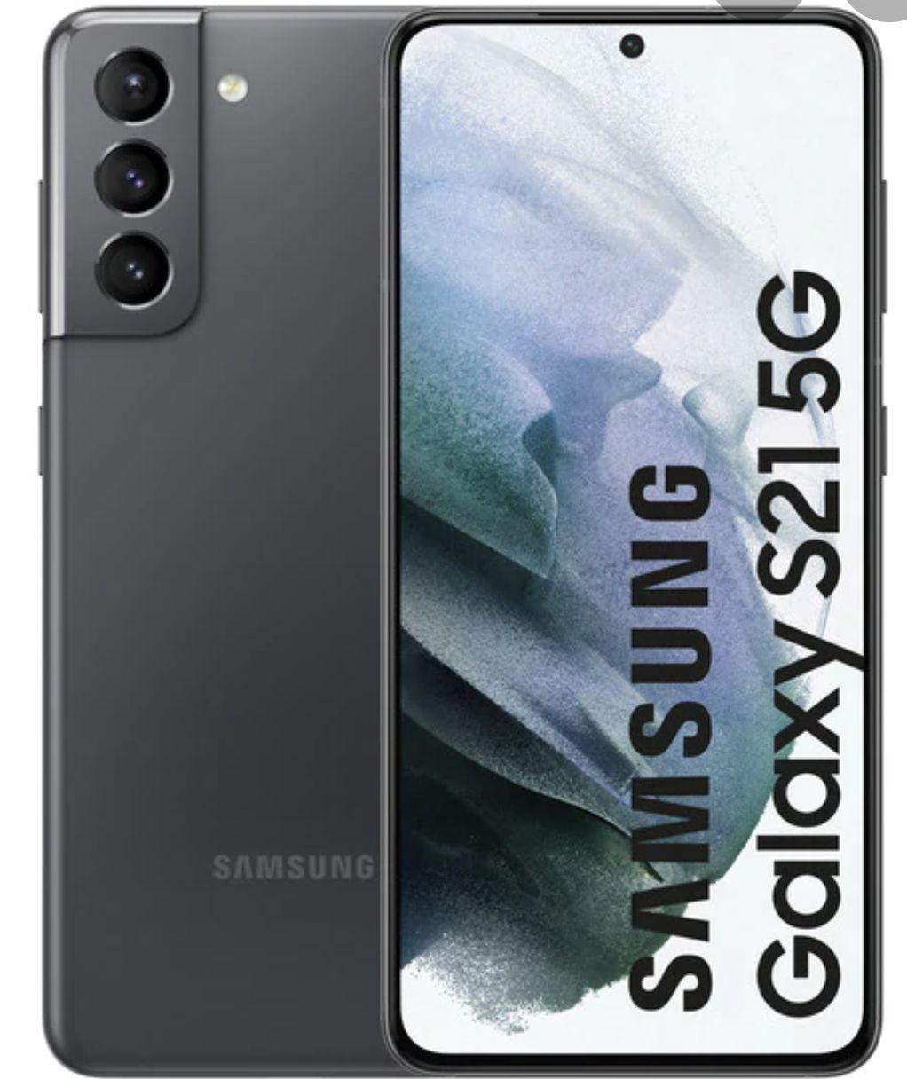 Samsung S21 + Galaxy Buds Pro [Promoción Cliente Plus]