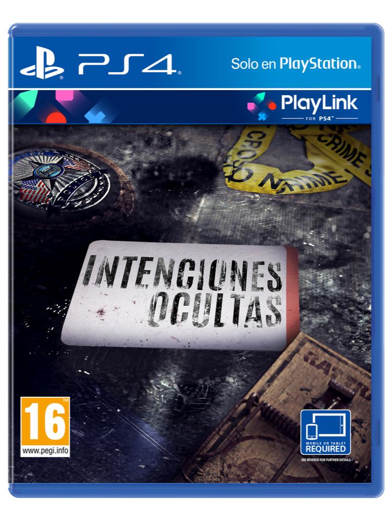 Intenciones Ocultas (PS4)