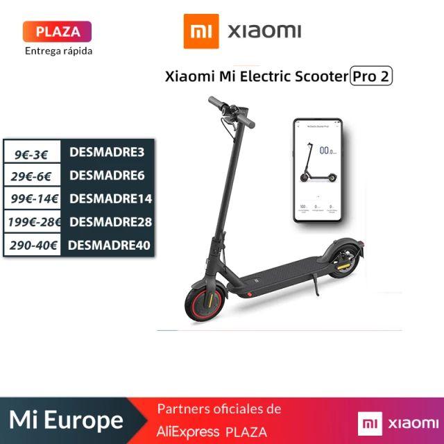 Xiaomi-Patinete eléctrico Mijia Pro2