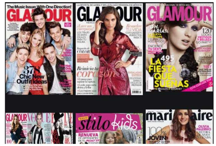 Regalos comprando Revistas MAYO 2021
