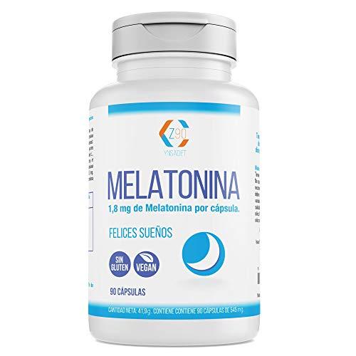 Melatonina – Valeriana – Tila – Pasiflora - Para conciliar el sueño