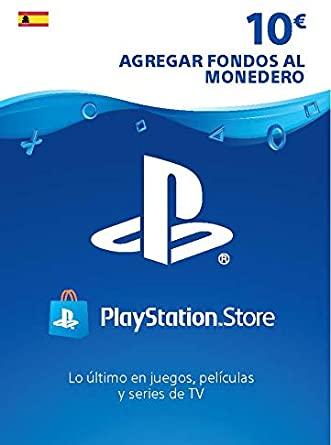 Tarjeta PSN 10€ por 6€ / PSN 5€ por 3,73€