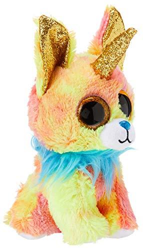 Peluche Beanie Boos YIPS 15 cm, Multicolor,