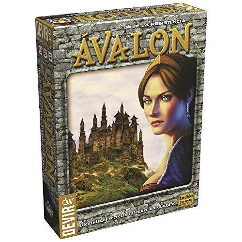 Avalon juego de mesa DEVIR