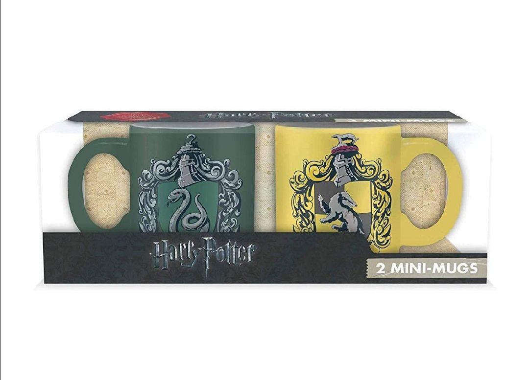 HARRY POTTER - Set 2 mini-Tazas - 110 ml (vendido y enviado por Amazon)