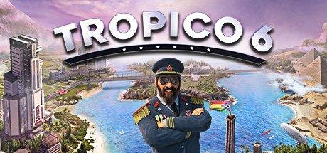 Tropico 6 - Steam Europa