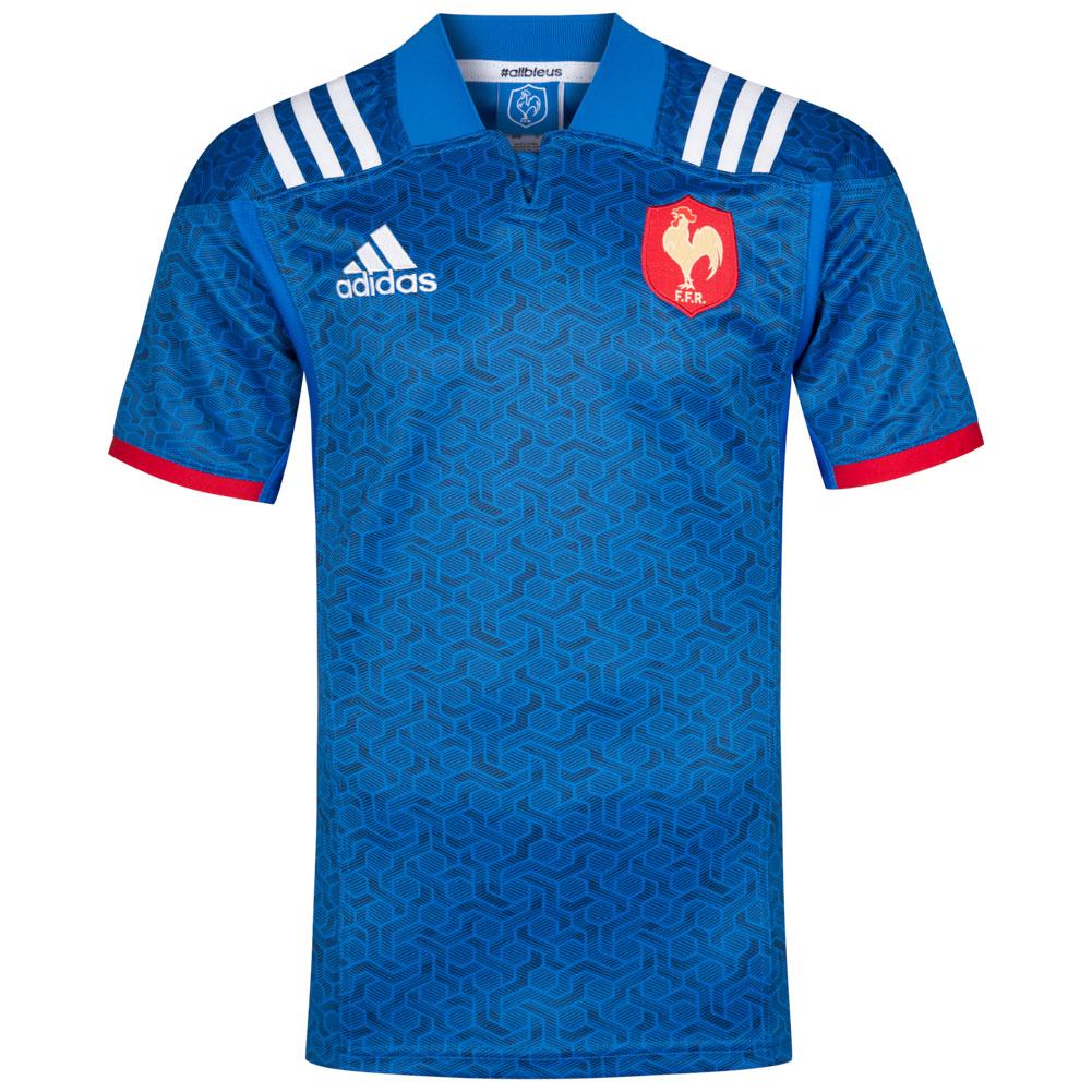 Camiseta rugby Francia Adidas