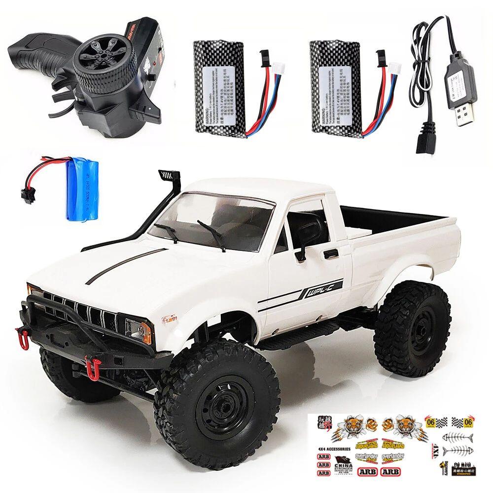 WPL C24 1/16 2.4G 4WD Crawler RTR Truck RC