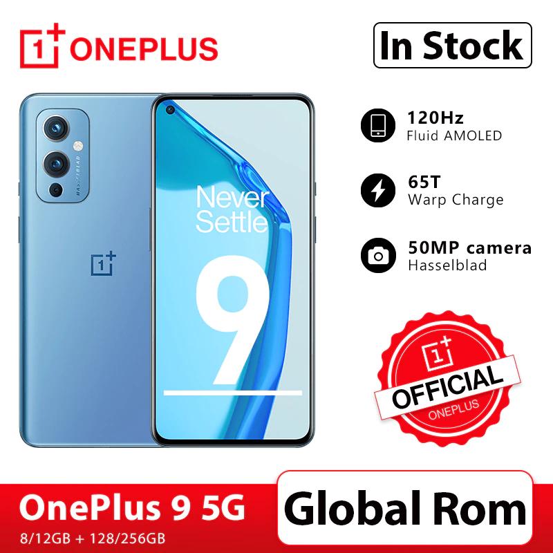 Oneplus 9 CN con Global ROM