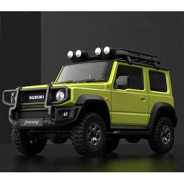 Coche RC XIAOMI XMYKC01CM Suzuki Jimny Sierra Amarillo 1:16 - Desde Europa