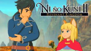 Ni No Kuni 2. El renacer de un reino