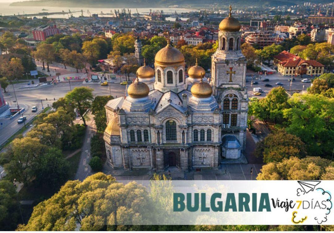 Bulgaria Alojamientos 4/5* desde solo 70€ (7 noches) + todo incluido +Cancelación gratis y pago en hotel (PxPm2)