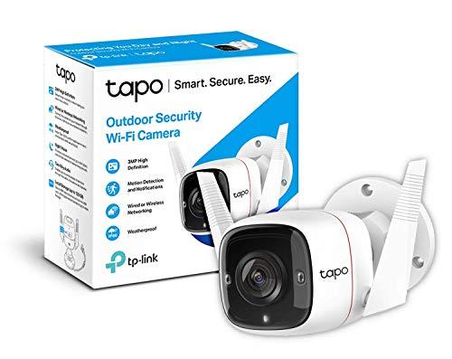 Camara Vigilancia wifi Exterior TP-Link TAPO