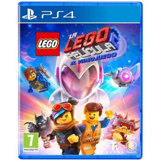 La Lego Película 2: El Videojuego PS4 (ENVIO GRATIS CON PREMIUM)