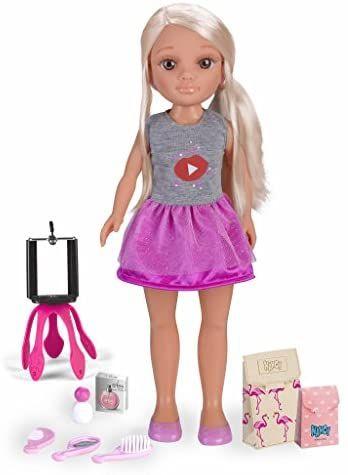 Mini reco muñecas Nancy