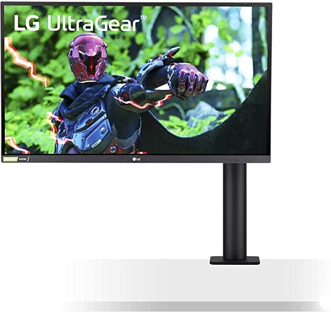 """Monitor Gaming LG 27"""" QHD NanoIPS 144Hz por 301€ (Reaco Muy Bueno)"""