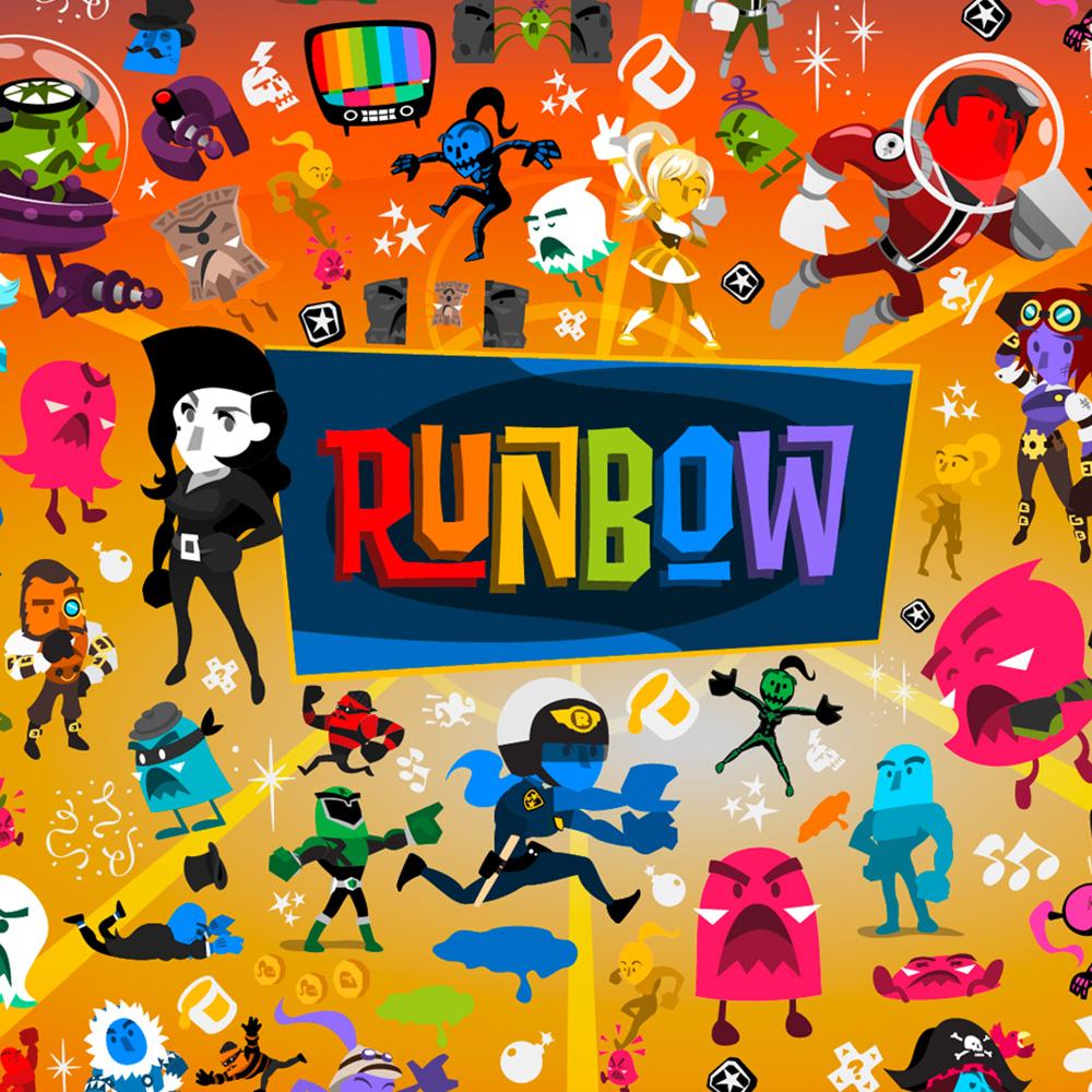Runbow [Nintendo Switch]