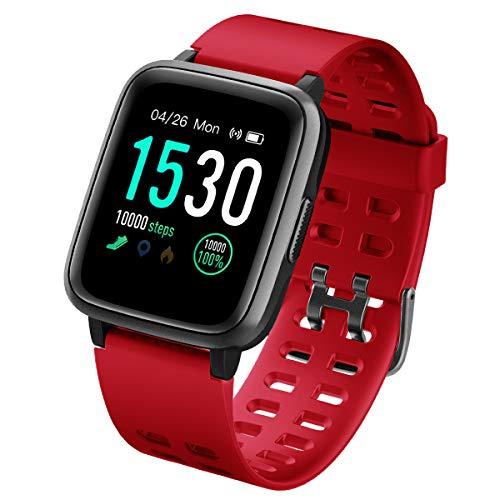 Reloj pulsera de actividad, táctil e impermeable - LATEC