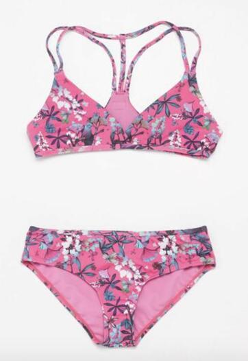 Bikini para niña talla 16
