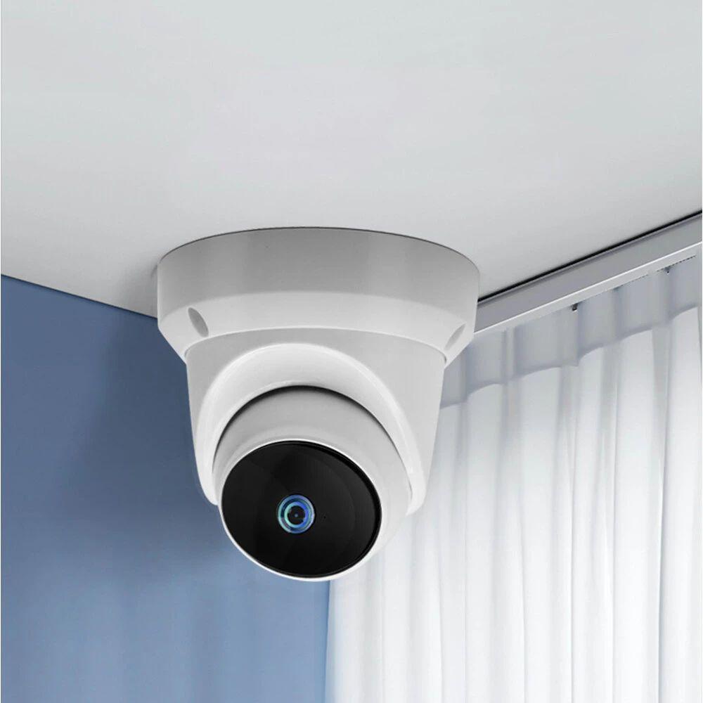 Xiaovv Q1 1080P H.265 Domo Pan Tilt WIFI Interior Exterior AI Cámara IP 360º