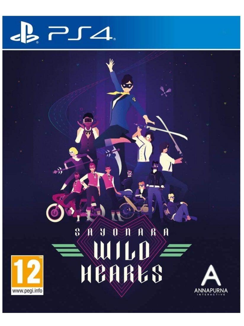Sayonara Wild Hearts (PS4)