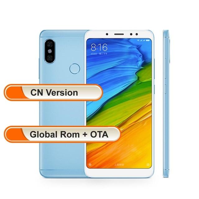 Xiaomi Redmi Note 5 4/64gb - Rom Global (Sin banda 800)