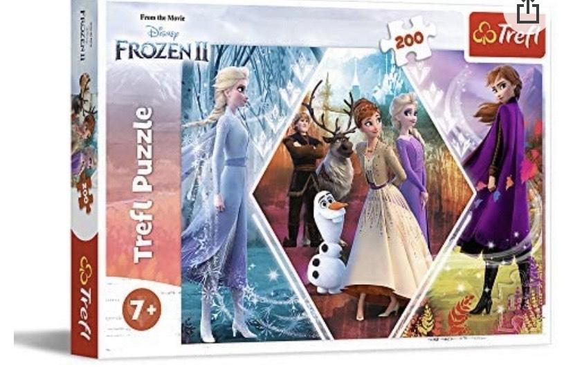 Trefl 13249 - Puzzle de Anna y Elsa