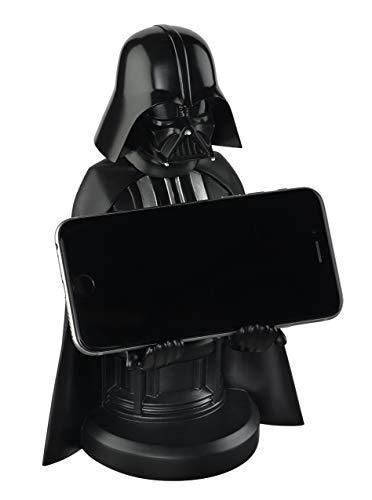 """Star Wars """"Darth Vader"""" Soporte para móvil y mando, negro"""
