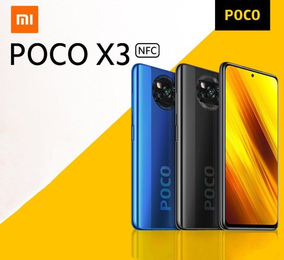 Poco X3 Nfc 6Gb 128Gb Desde España
