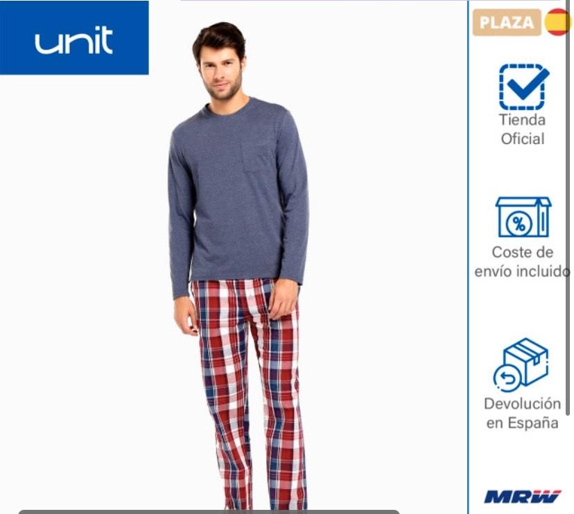 Pijama hombre UNIT Desde España