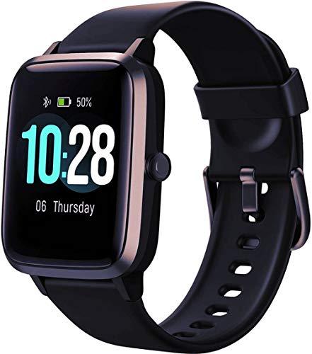 Reloj Inteligente,Smartwatch, Impermeable IP68 Pulsera Actividad 1.3 Pulgada.