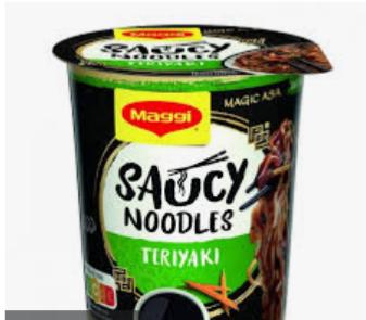 Prueba Gratis los Saucy Noodles de Maggi (Samplia)