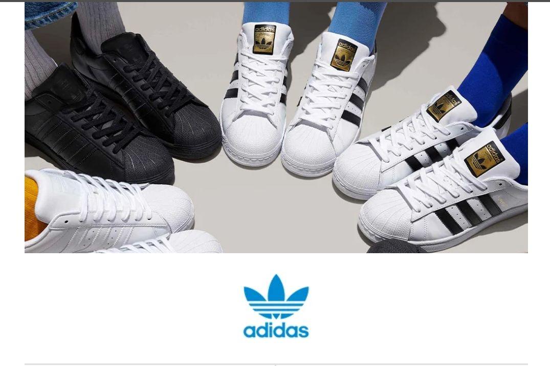 Hasta 70% de descuento en Zalando prive Adidas