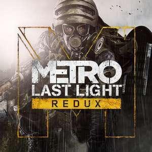 Metro: Last Light Redux [Xbox One, X|S]