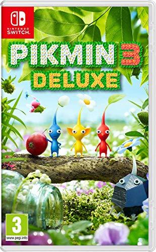 Pikmin 3 deluxe Nintendo Switch Amazon