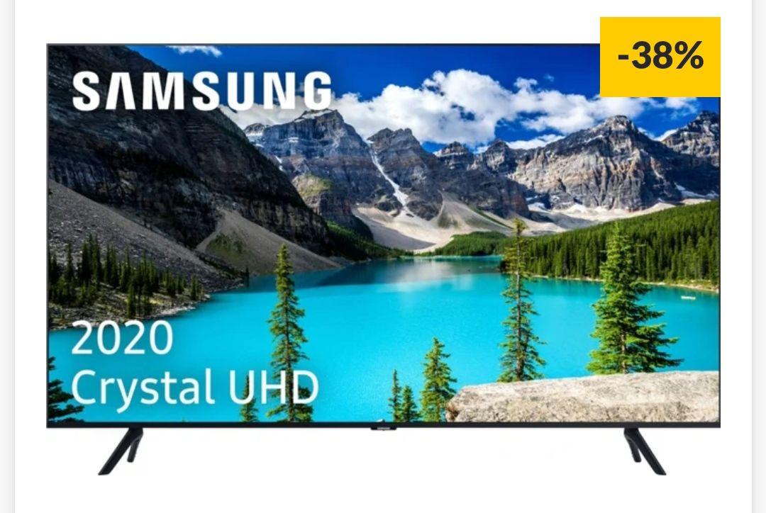 TV SAMSUNG UE75TU8005 (LED - 75'' - 191 cm - 4K Ultra HD - Smart TV)