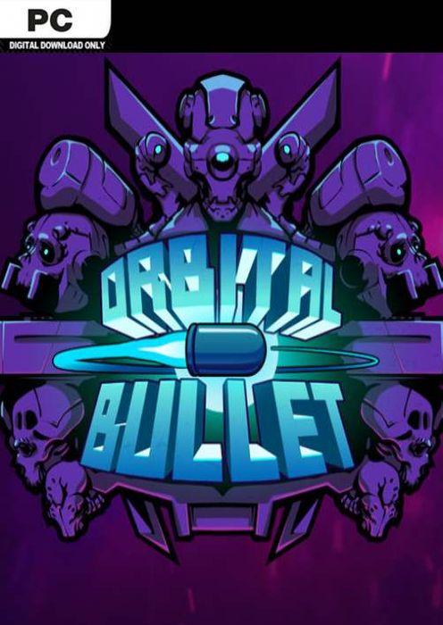 Orbital Bullet - The 360° Rogue-lite [PC-STEAM]