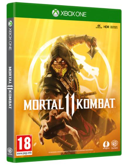 Mortal Kombat 11. Standart, XBOX ONE