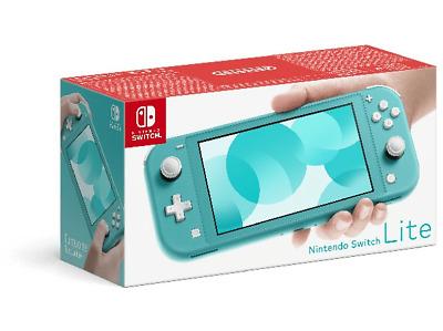 Nintendo switch lite reacondicionada