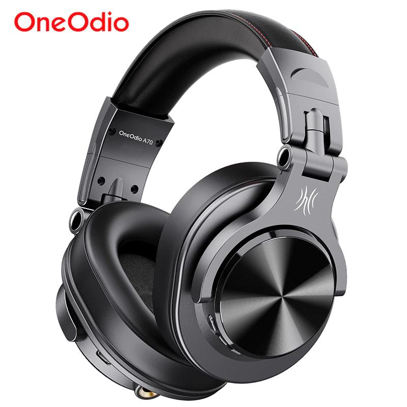 Oneodio A70 auriculares bluetooth para DJ