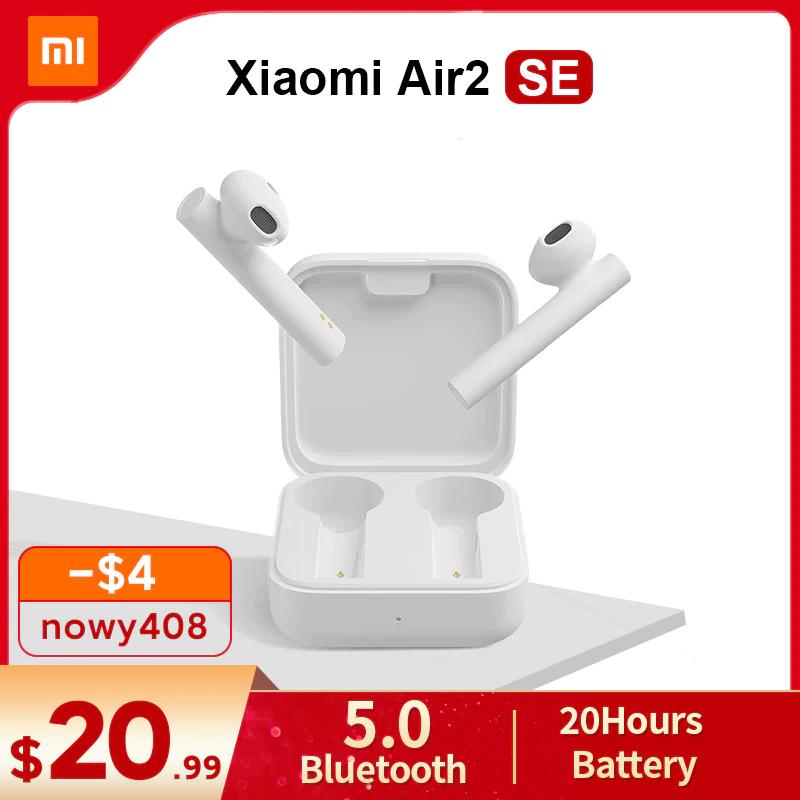 Xiaomi Auriculares inalámbricos TWS Mi Air2 SE - Desde España