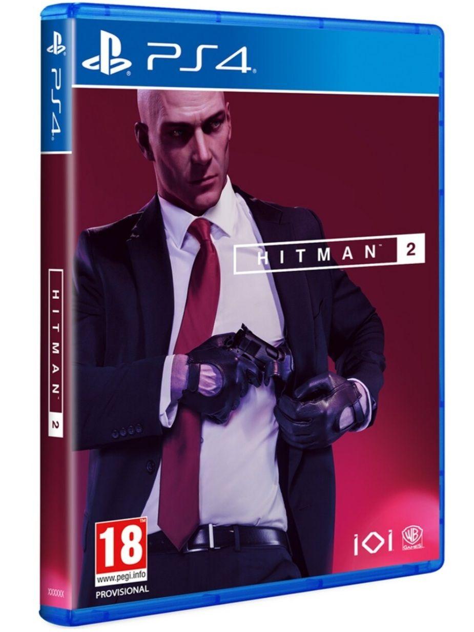 Hitman 2 + Regalo - PS4 (Amazon y ECI)